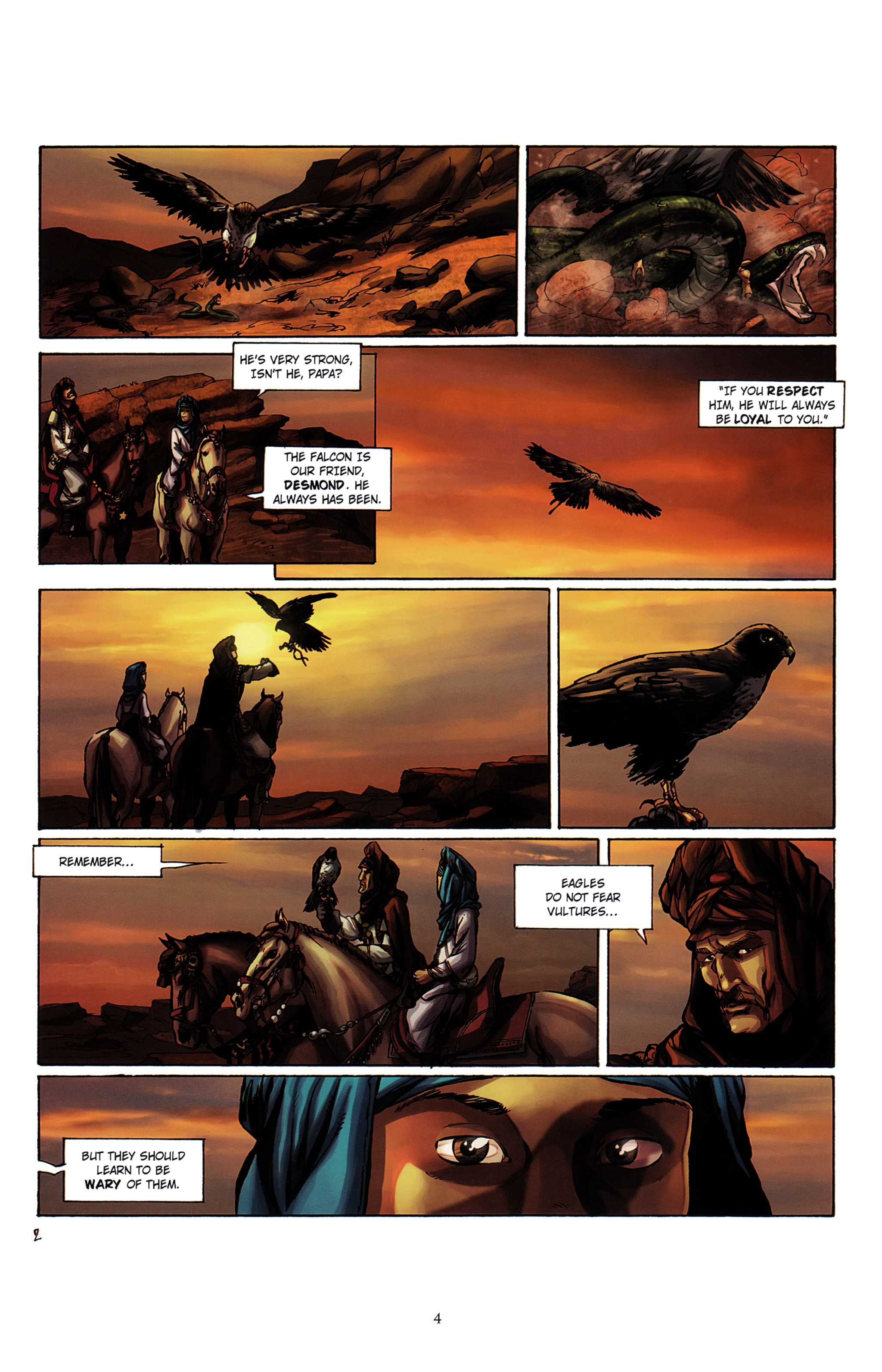 Read online Assassin's Creed (2012) comic -  Issue #2 - 8