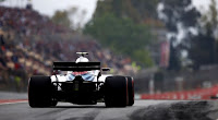 Williams Martini Racing F1 Barcelona