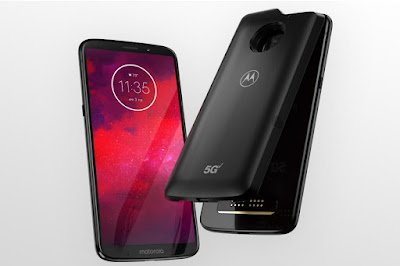 Moto Z3 and 5G Moto Mod launched