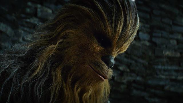 chewbacca last jedi