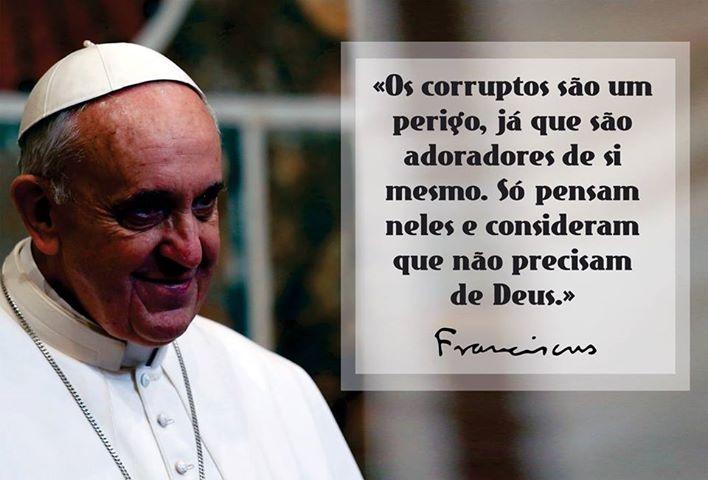 Resultado de imagem para mensagem do papa francisco