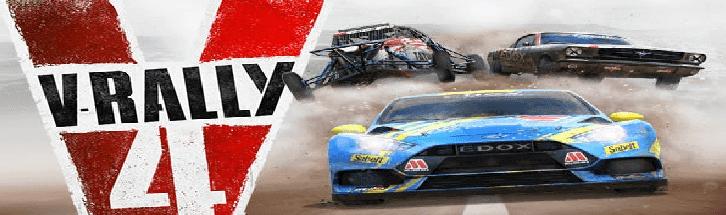 تحميل لعبة V Rally 4 للكمبيوتر برابط مباشر وسريع مجانا