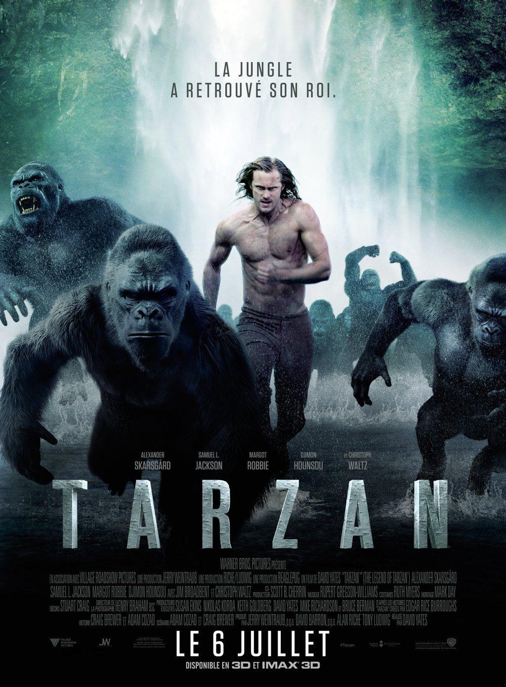 [ภาพชัด] THE LEGEND OF TARZAN (2016) ตำนานแห่งทาร์ซาน