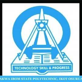 HND Admission for 2017/2018 Academic Session in Akwa Ibom State Polytechnic