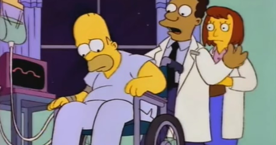 The Spirochaete Trail: So It's Come To This: A Simpsons ...