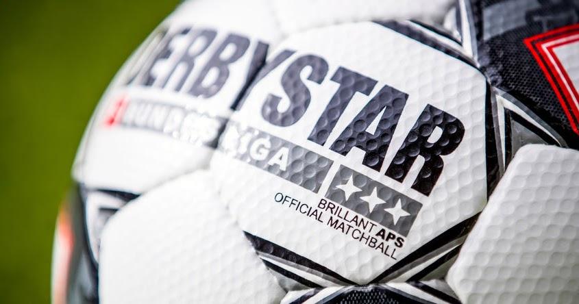 Derbystar 2018 19 Bundesliga Ball Released Footy Headlines