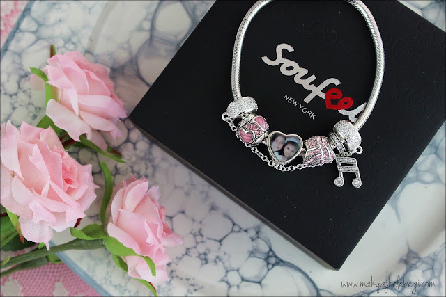 SouFell Charm Bracalet