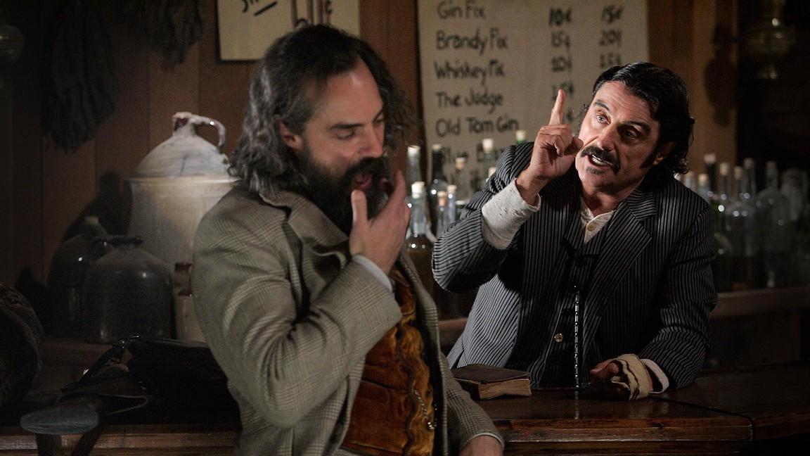 Deadwood - Season 3 Episode 10: A Constant Throb