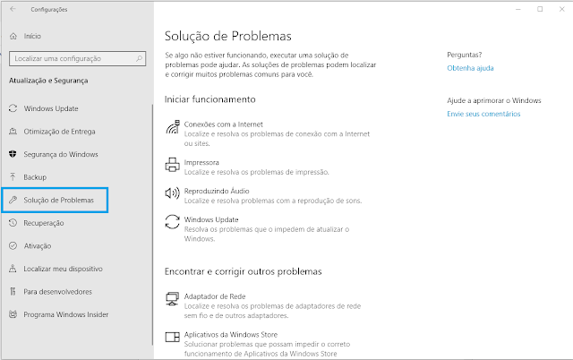 windows10-configuracao-e-solucao-de-problemas