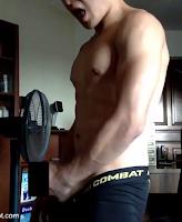 [774] Nice boy cumshot