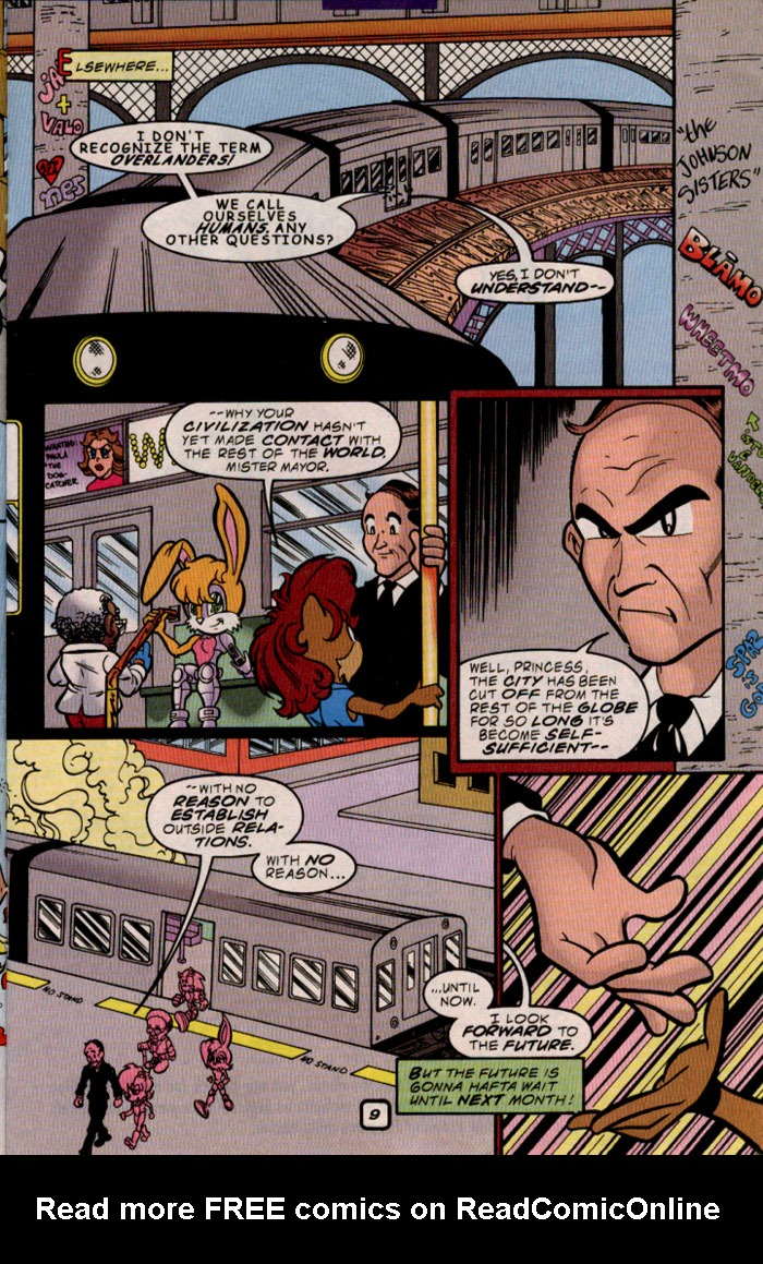 Read online Sonic The Hedgehog comic -  Issue #81 - 10