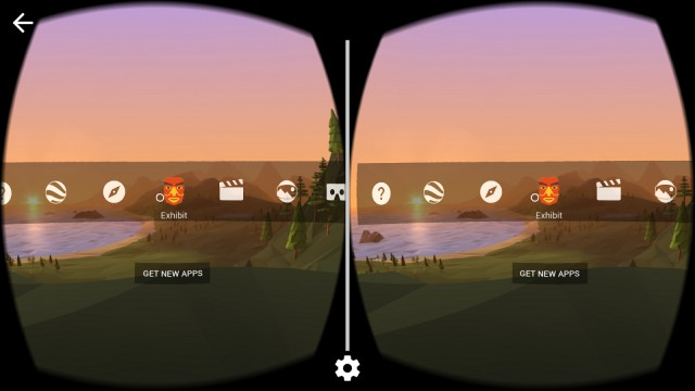 Google Cardboard VR app for Android