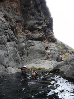 Barranco del Aguila