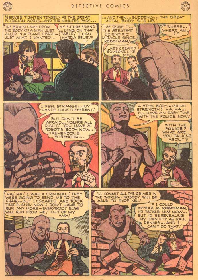 Detective Comics (1937) 153 Page 18