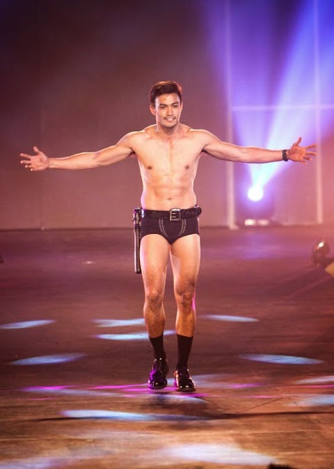 Mister International Philippines 2014