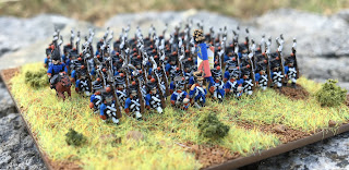 Baccus 6mm Napoleonic French Infantry Napoleon Wargame Miniatures