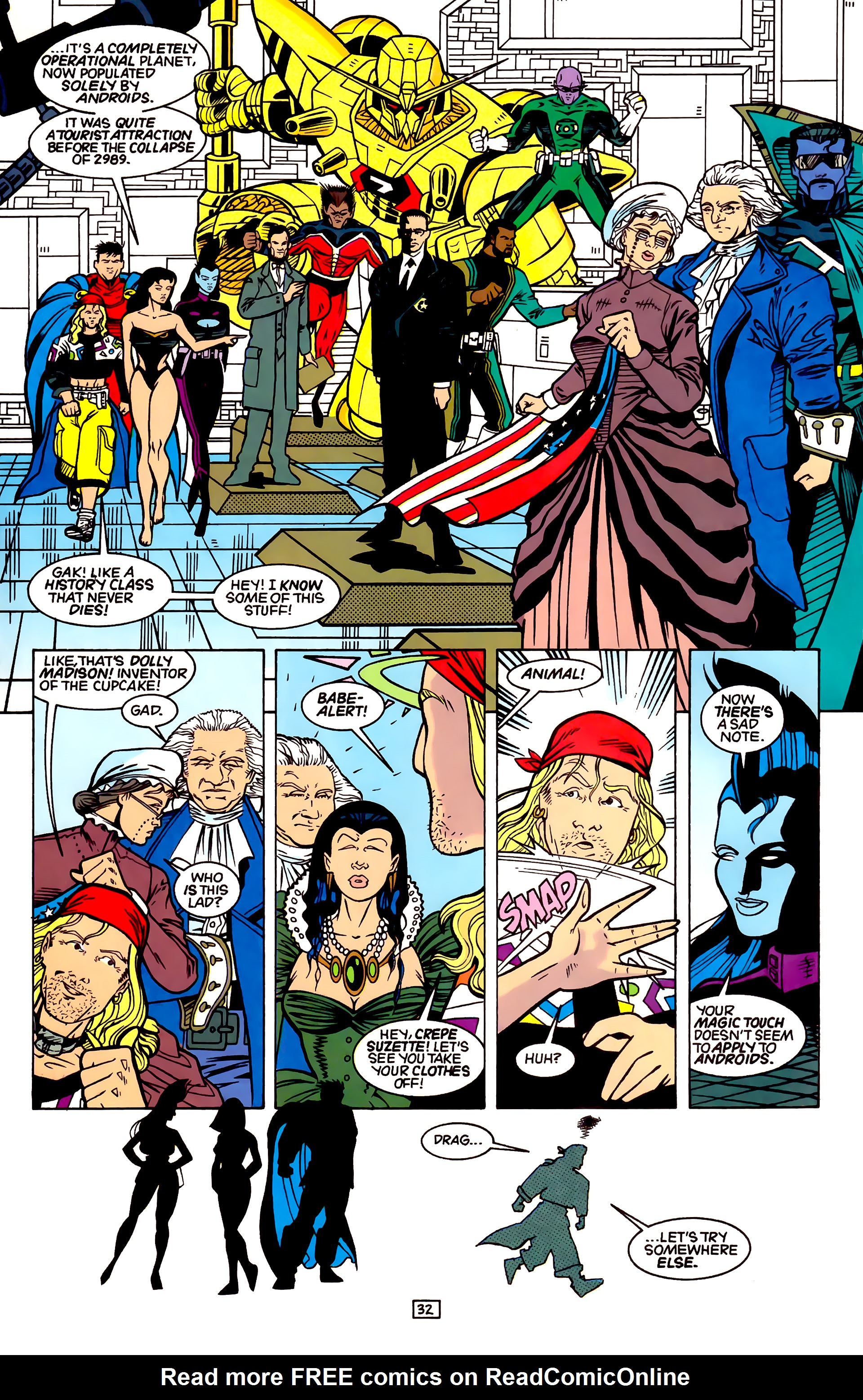 Legion of Super-Heroes (1989) _Annual_4 Page 32