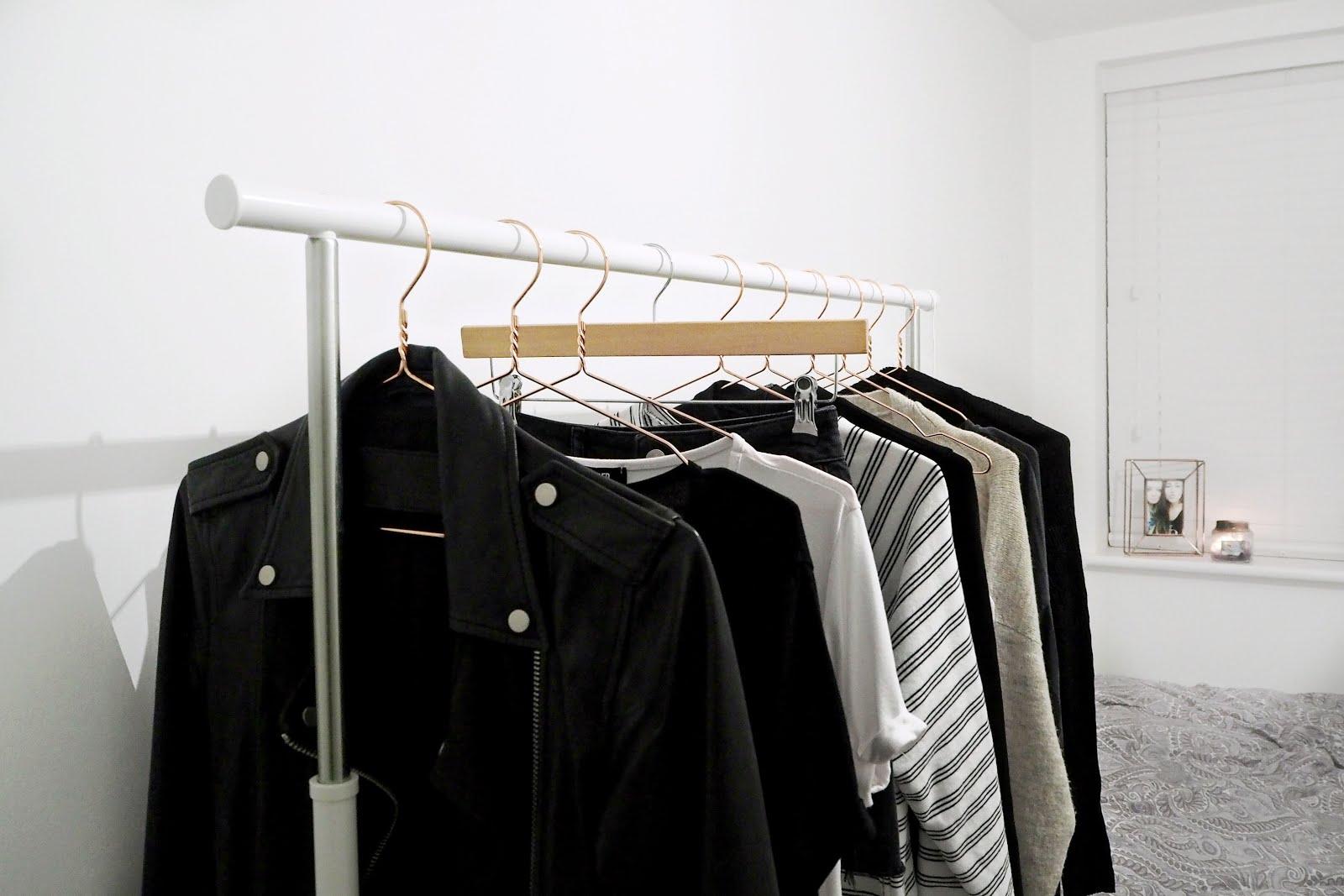 updating wardrobe seasonal, copper garden, capsule wardrobe