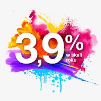Lokata Beztroska 3,9% w Idea Banku