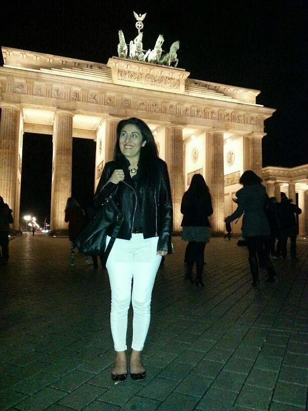 Madame Keke Brandenburger Tor Berlin