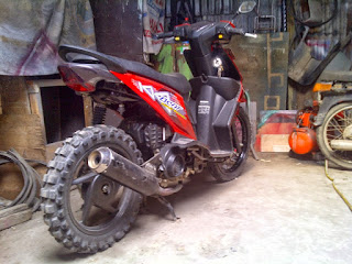 modif beat fi off road