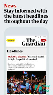 The Guardian Subscribed APK
