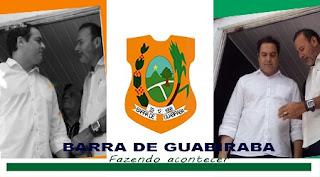 Prefeito de Barra de Guabiraba se reúne com Governador e garante apoio para novos investimentos