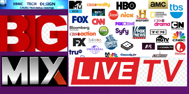 Download BigMix M3u IPTV For IPTV- Kodi-XBMC