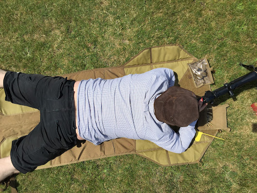 Review: Helikon Backblast Shooting Mat & Bisley: 600 Yards On Century And  |The Suburban Bushwacker:                                   From Fat Boy to Elk Hunter