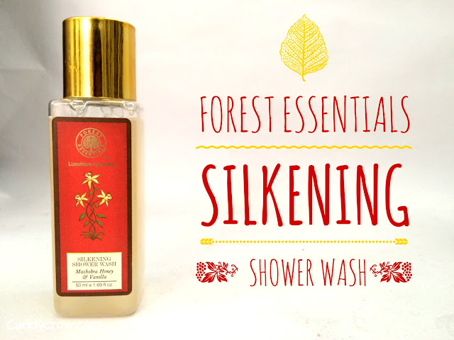 Forest Essentials Silkening Shower Wash Review