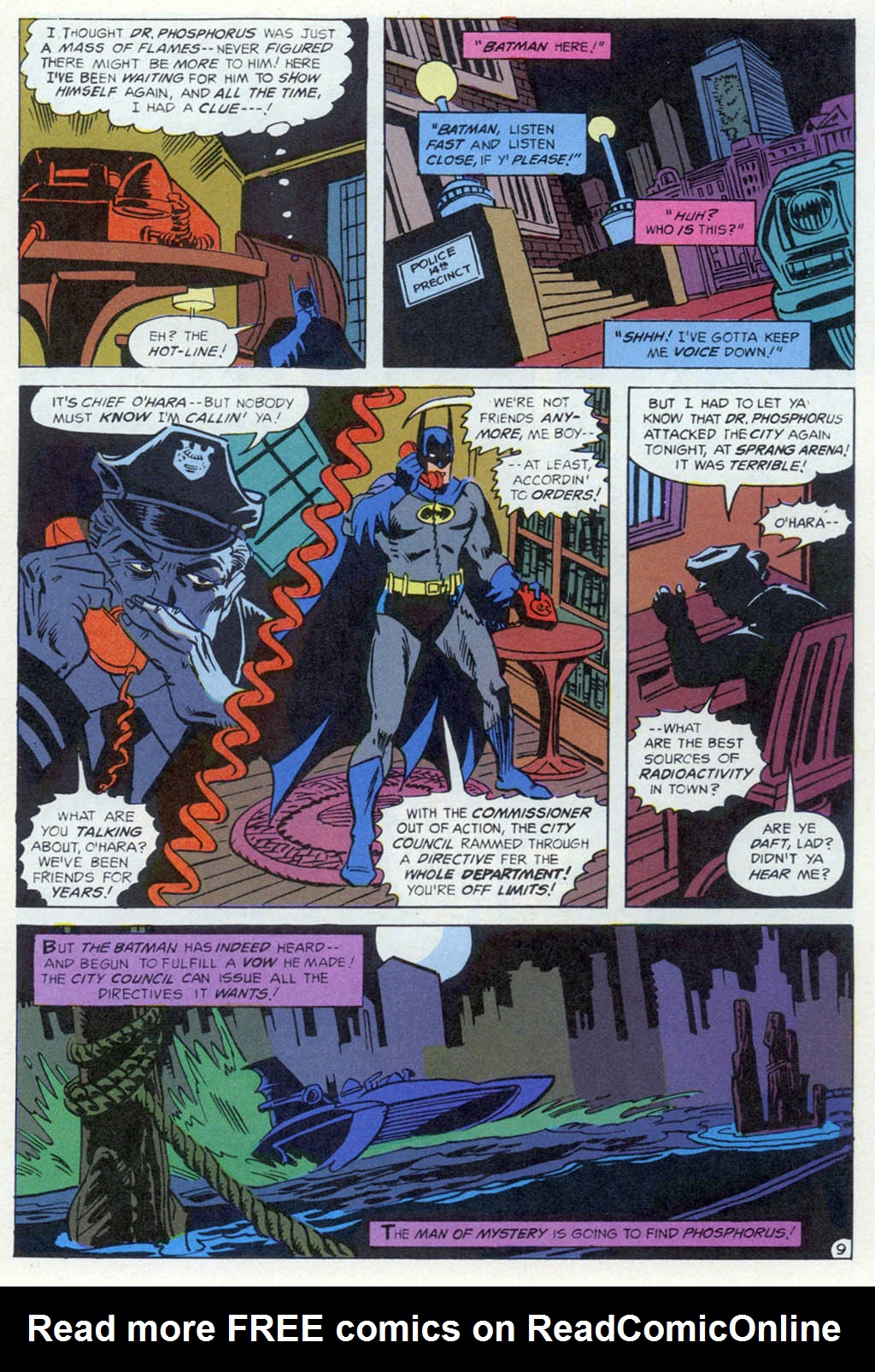 Read online Shadow of the Batman comic -  Issue #1 - 28