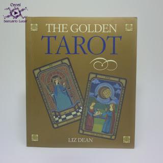 The Golden Tarot (CICO Books) - Book (Front)