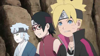 Boruto: Naruto Next Generations - Episódio 99