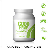 Good Hemp Protein Powder Natural Lean Clean