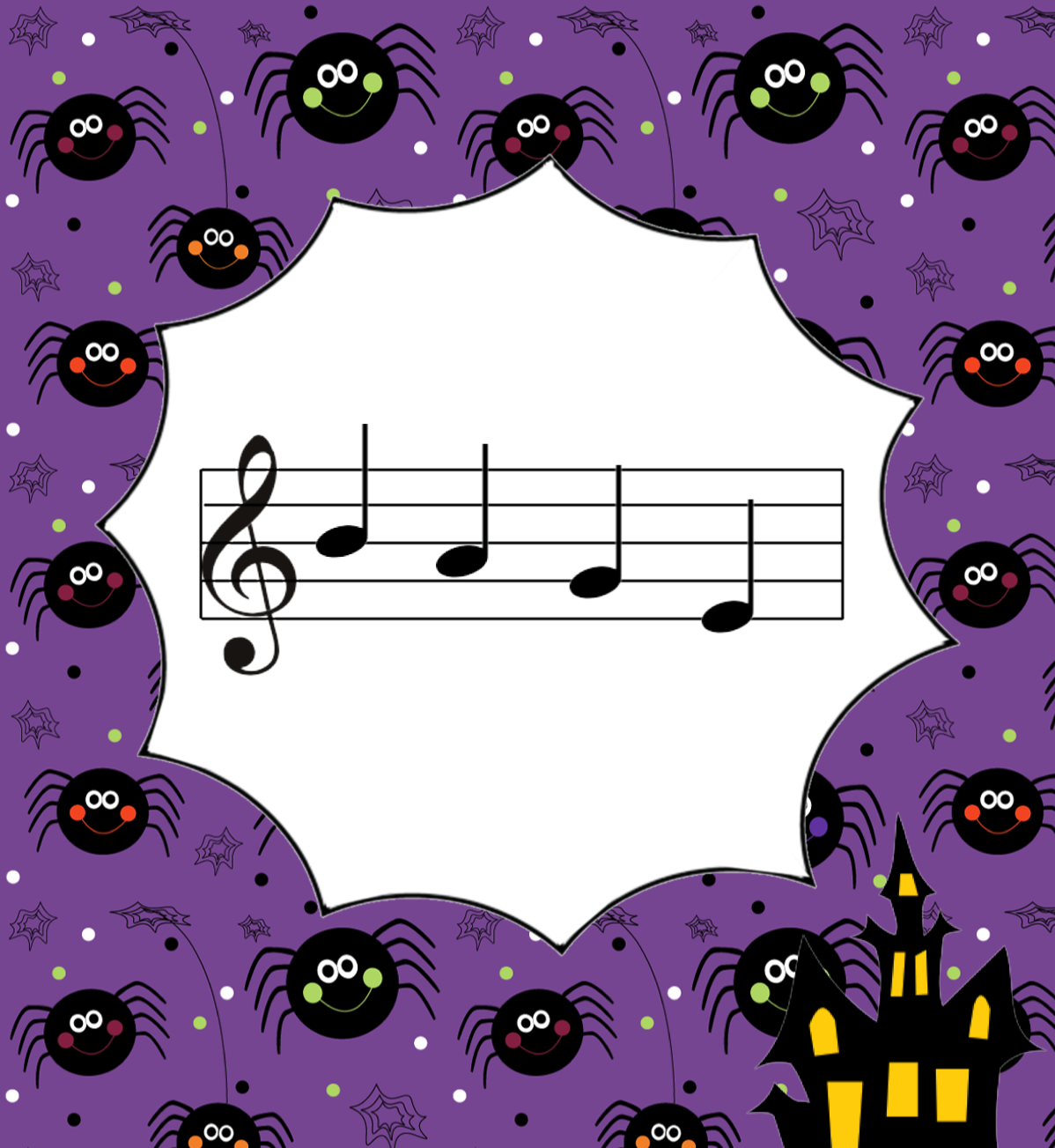 Elementary Music Resources Trick Or Treat
