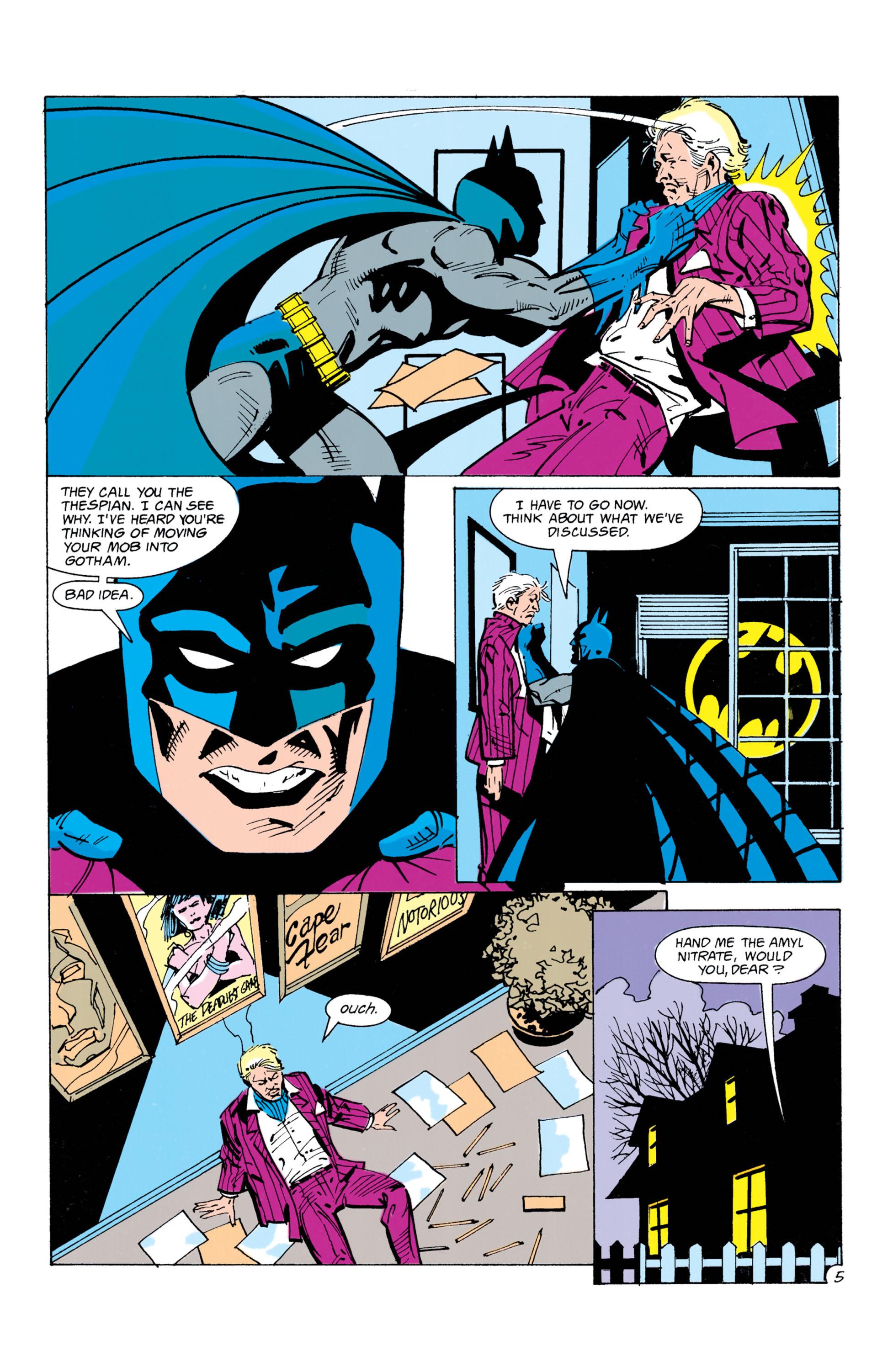 Detective Comics (1937) 634 Page 5