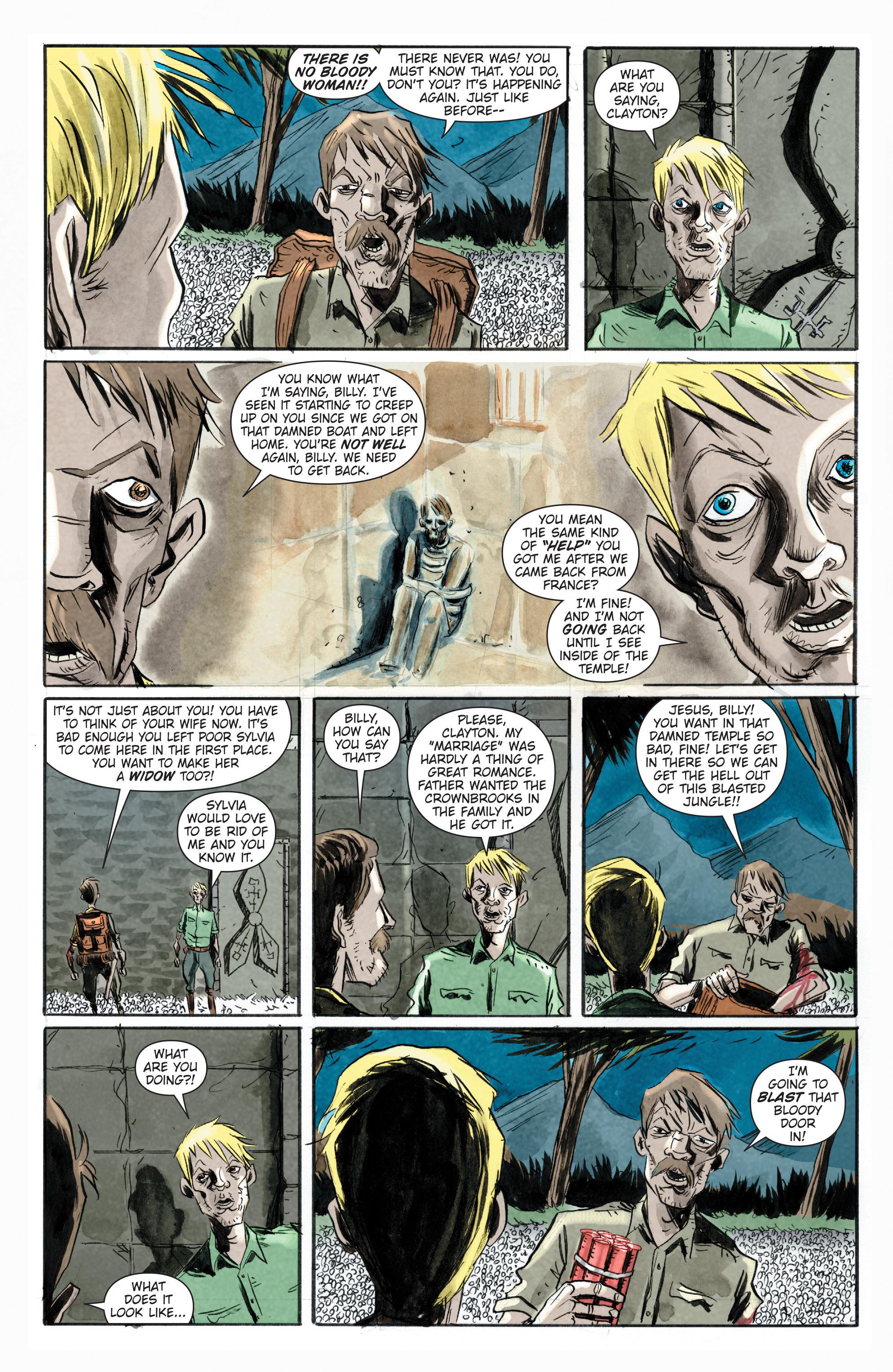 Read online Trillium comic -  Issue # TPB - 62