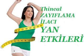 Thincal Yan Etkileri