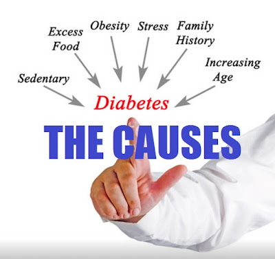 Main Causes of Diabetes