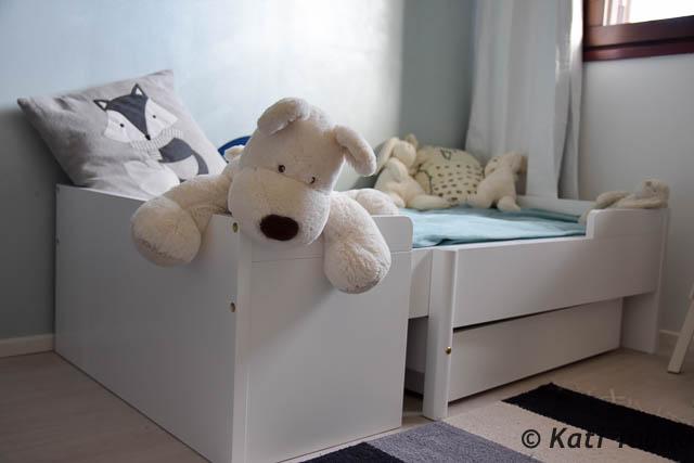 Muurame lastenkalusteet Jolla-sänky