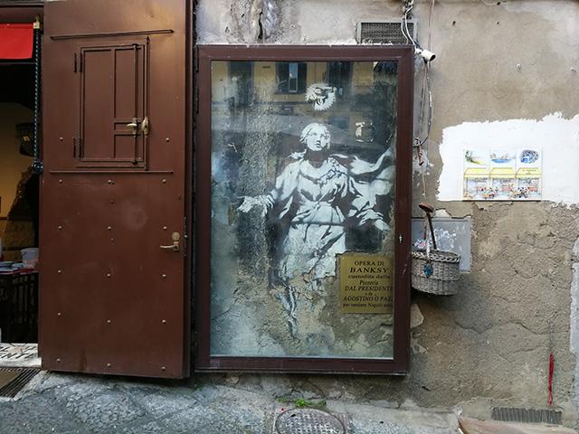 Robert del Naja Banksy