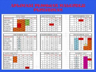 Aplikasi Kalender Pendidikan Terbaru