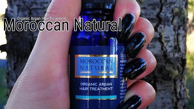 Trattamento capelli biologico olio di argan