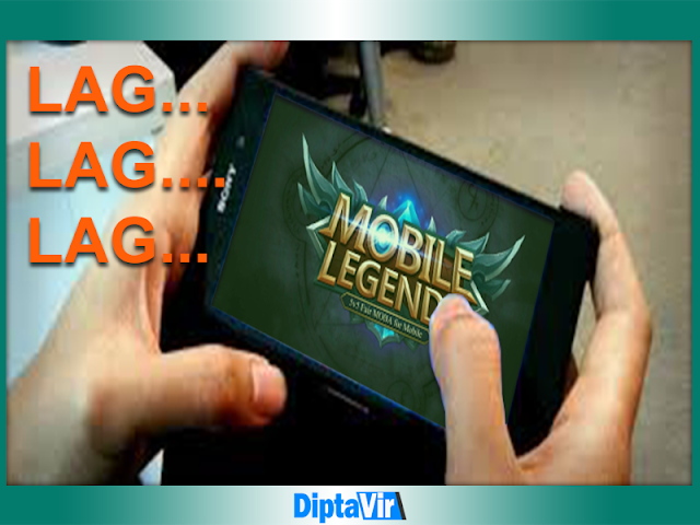 Cara Main Mobile Legends Tanpa Lag