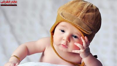 الأطفال الرضع، عالم العجائب
