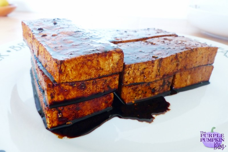 Ginger, Chilli & Soy Barbecued Tofu