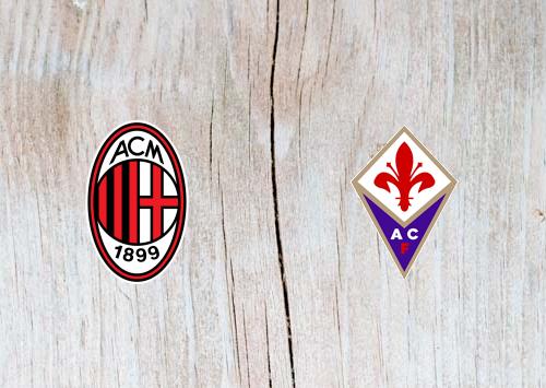 AC Milan vs Fiorentina Full Match & Highlights 22 December 2018