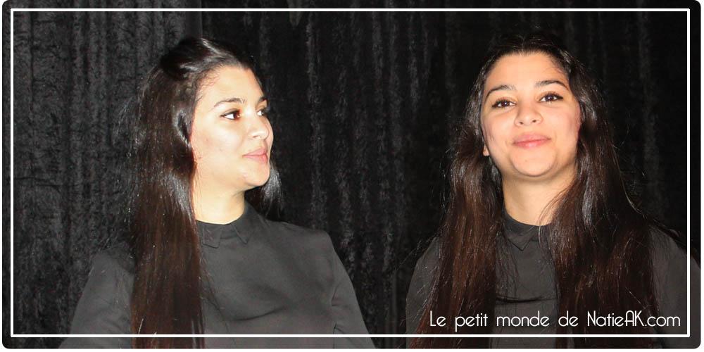Hanane Godi dans Et si c'était vous ? ABC théâtre Paris