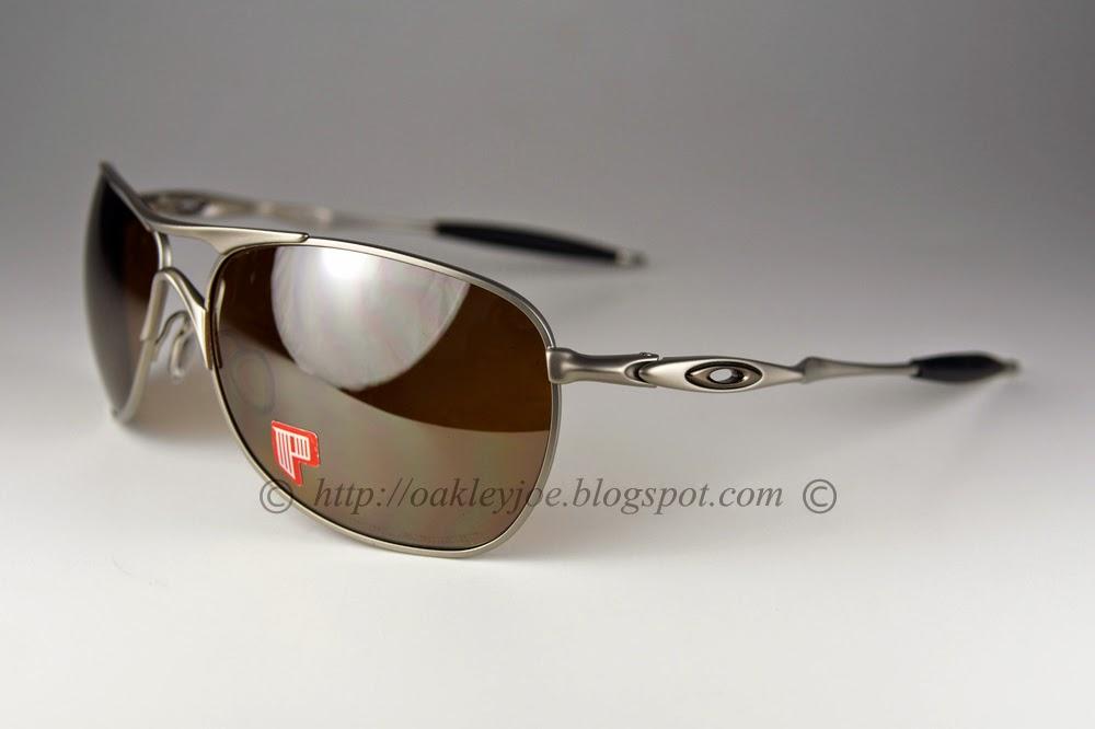 b5d04b33e7 Oakley Titanium Crosshair Polarized Sunglasses « One More Soul