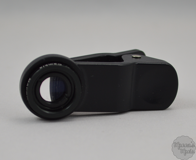 Clip on macro lens for bloggers